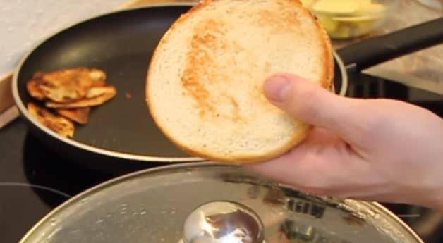 le burger raclette