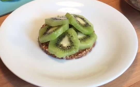 5 recettes à base de kiwi