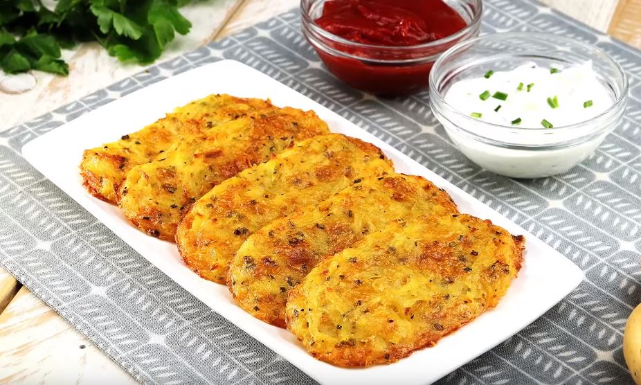 rosti au fromage
