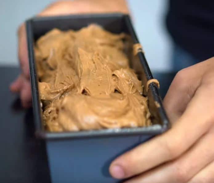 Cake fondant poire et chocolat