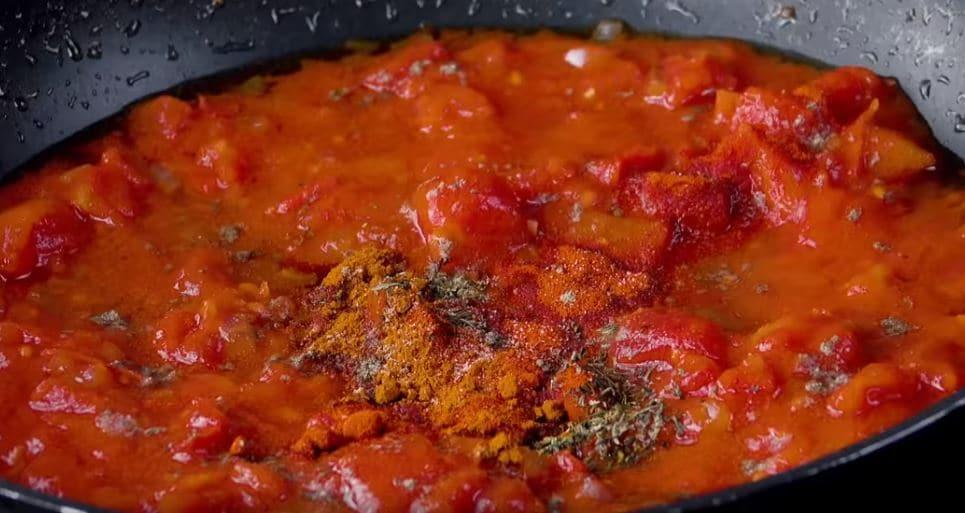 burrito aux spaghettis bolognaise