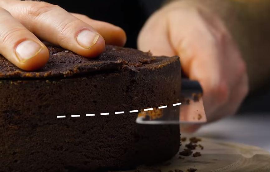 gâteau glace