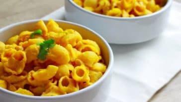 mac&cheese vegan