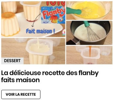 recette flamby