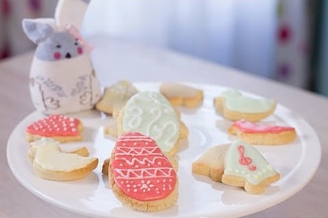 Sablés de Pâques : les astuces pour le glaçage