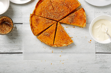 Gâteau antillais à la banane