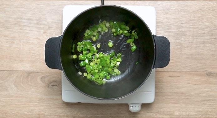 Risotto aux asperges et pancetta croustillante