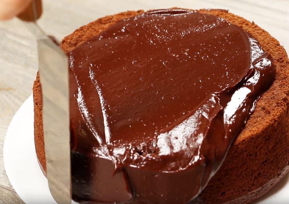 Gâteau chocolat en seulement 2 ingrédients