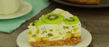 Gâteau sans cuisson