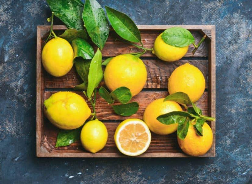 top 10 des recettes au citron