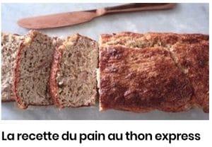 pain au thon express
