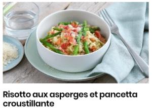risotto aux aperges