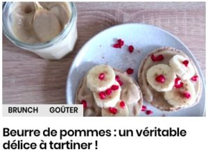 Beurre de pommes : un véritable délice à tartiner !