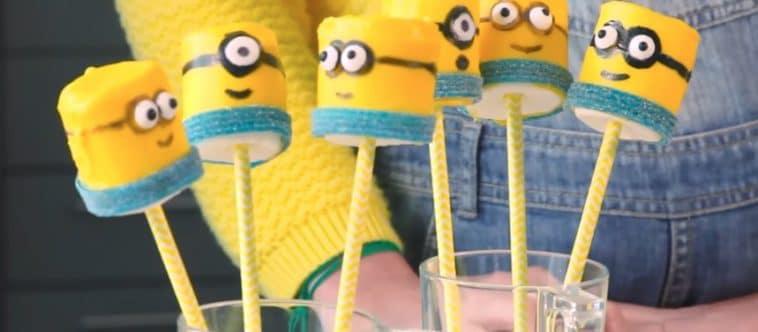 minions popcakes