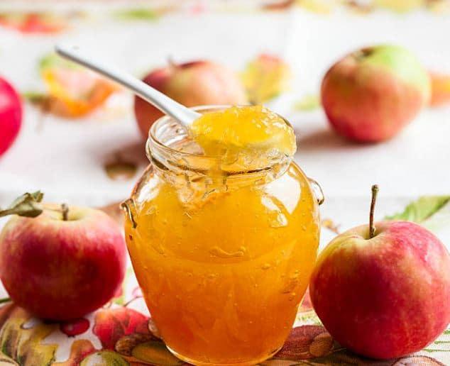 confiture pomme