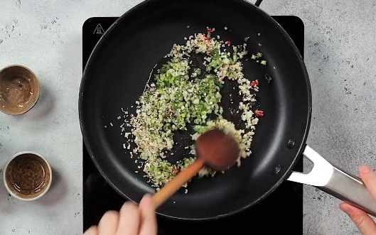 boulettes aubergine