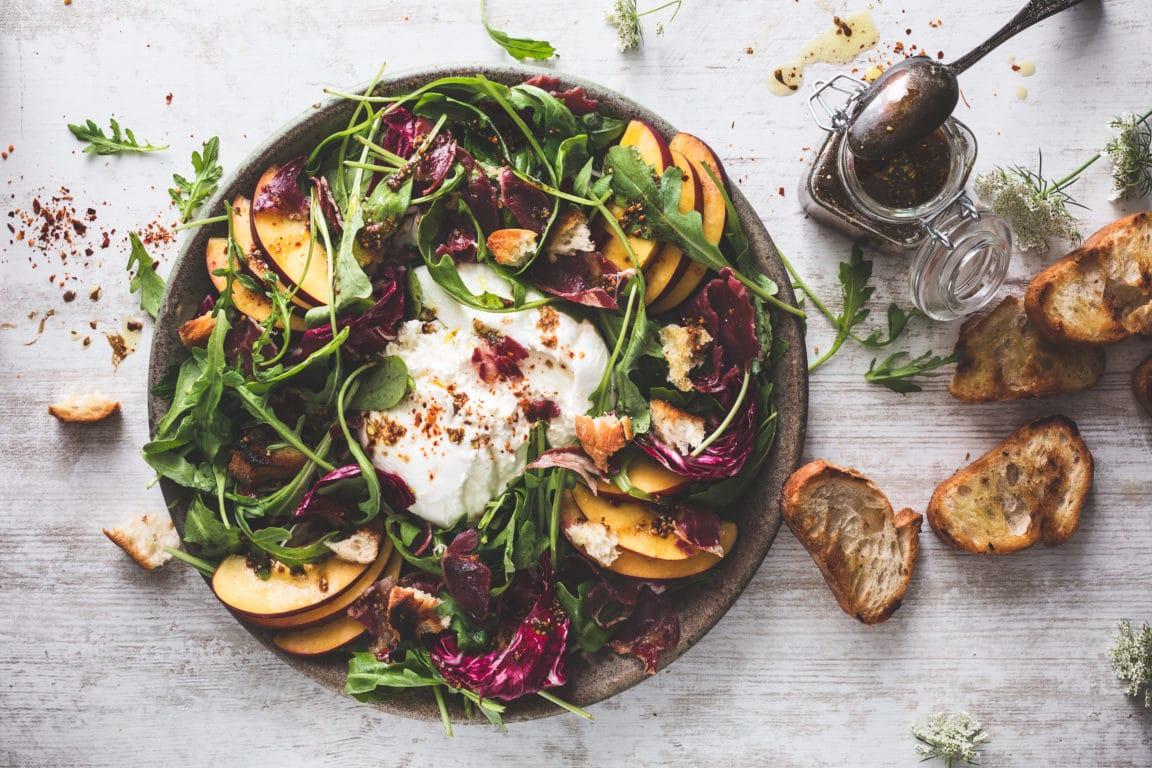 20 recette à base de fruits et légumes été