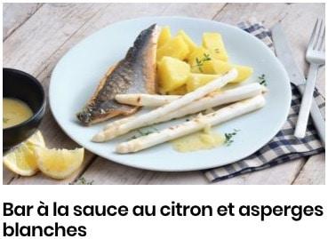 bar sauce citron