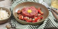 steak tartare asiatique
