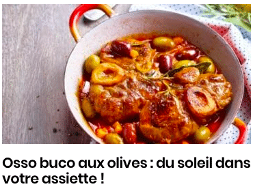 osso buco olives