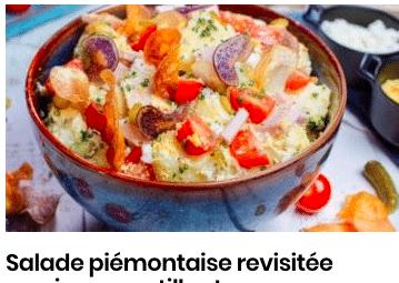 saladev piémontaise