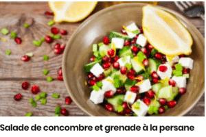 salade persane