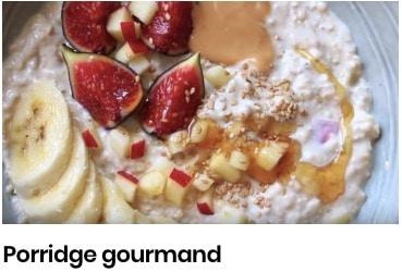 porridge gourmand