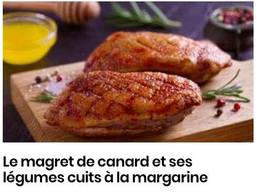 magret canard