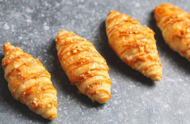 croissants boursin