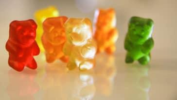 bonbons oursons