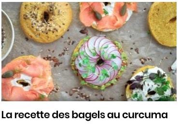 bagels recette