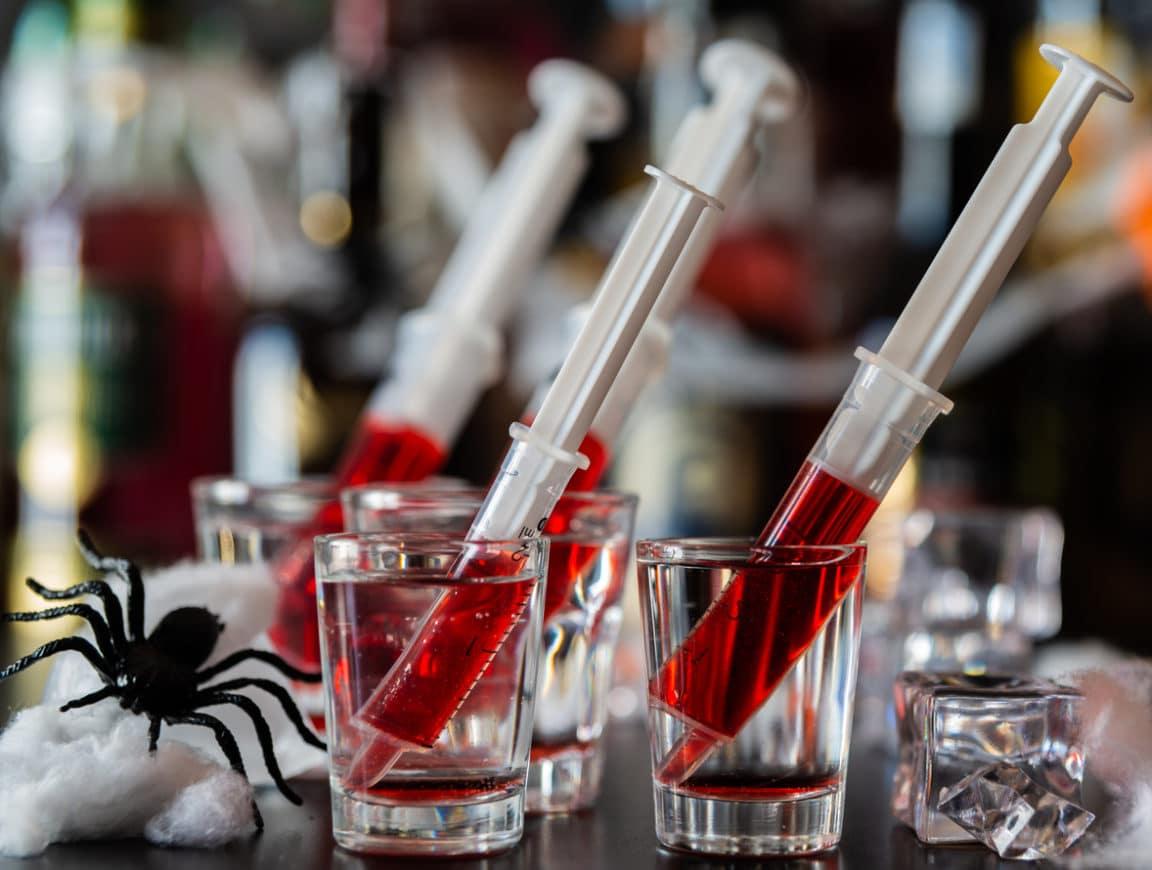 boisson halloween sans alcool