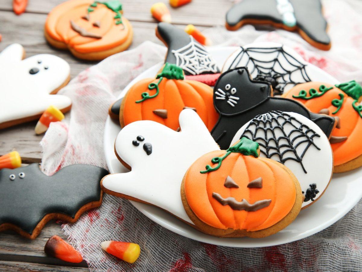 Biscuits D Halloween La Recette