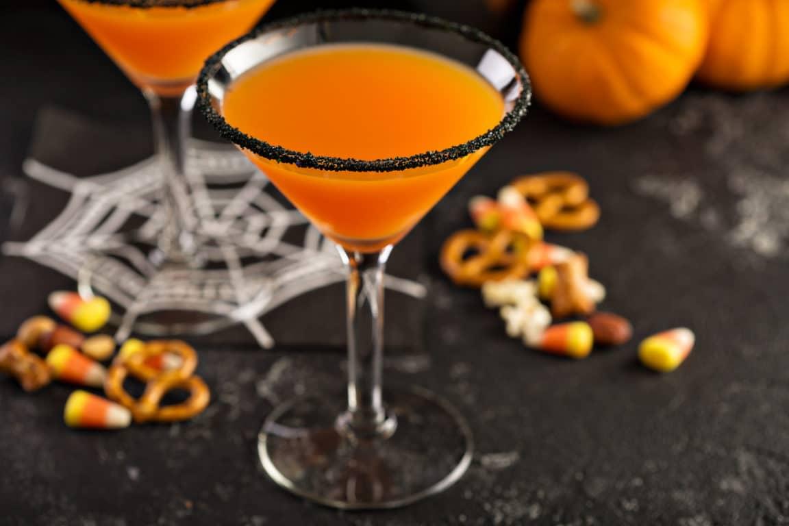cocktail citrouille