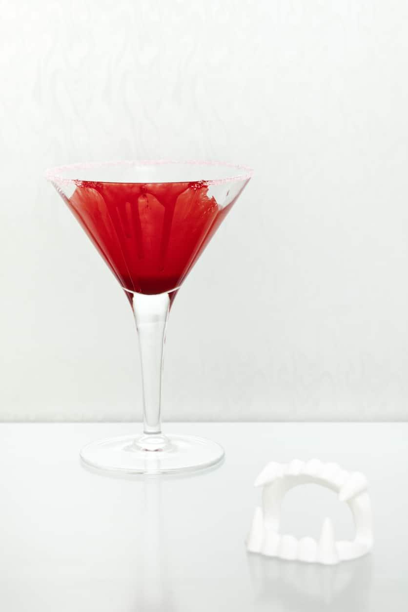 cocktail sanglant