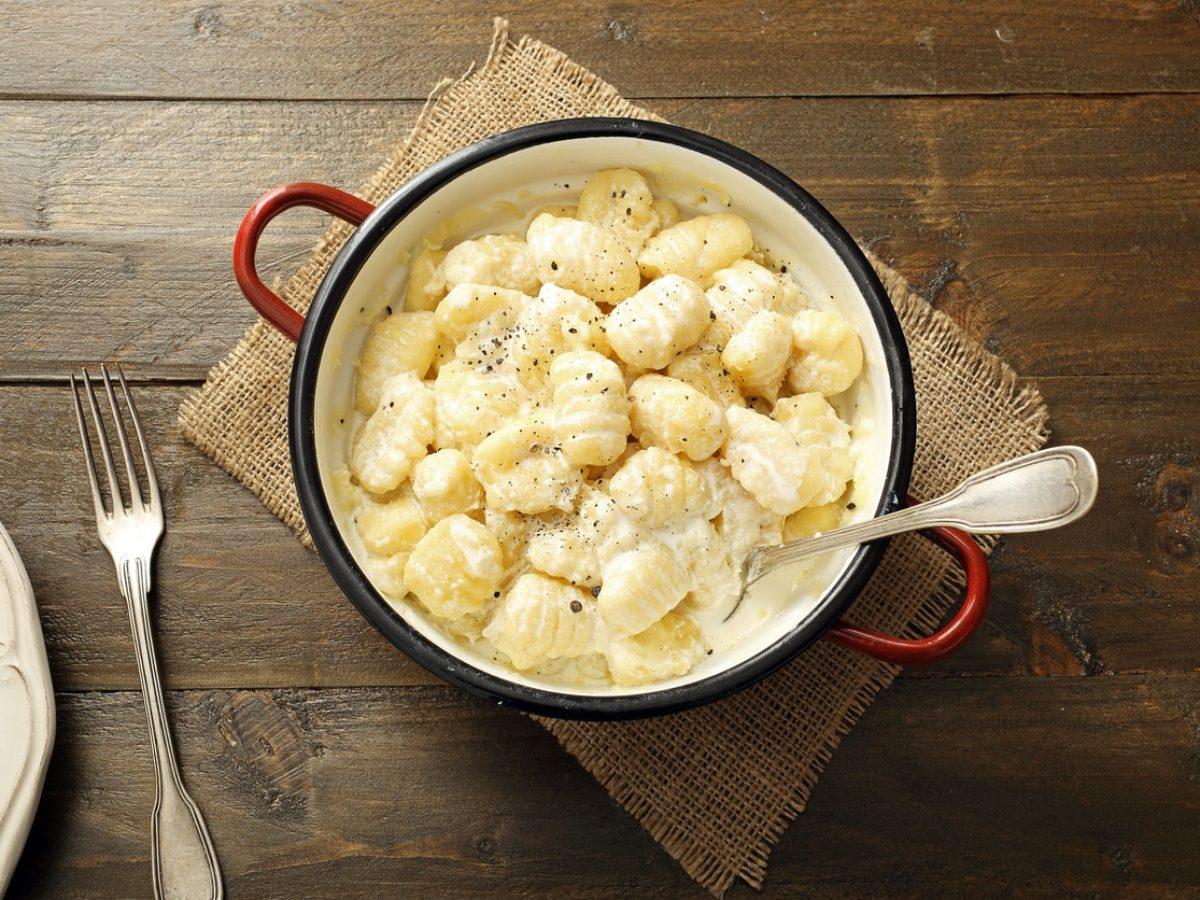 Gnocchis au fromage St Marcelin - La Recette