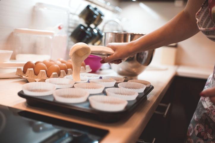 muffins vanille