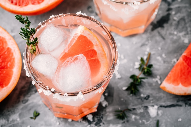 tequila pamplemousse