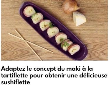 sushiflette