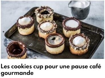 cookies cup