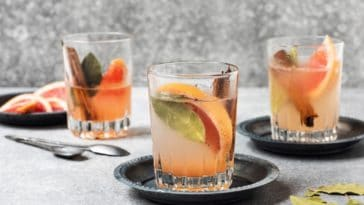 gin tonic épicer