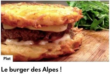 burger des alpes