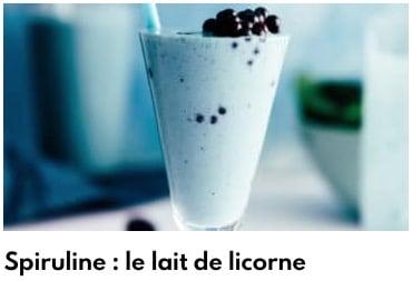 lait de lircorne