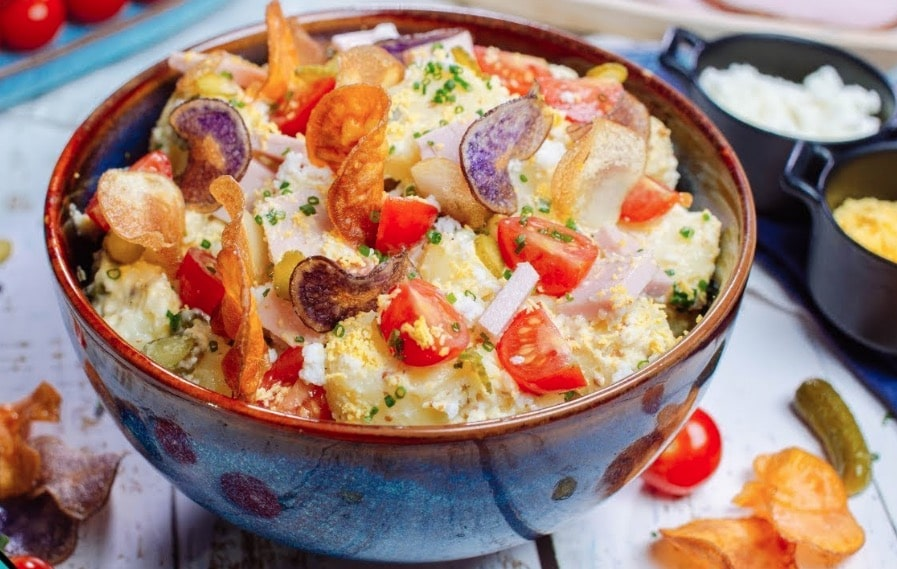 salade piémontaise revisitée