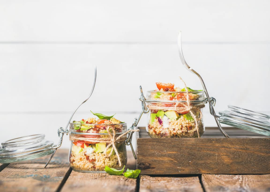 salade quinoa