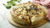 tarte oignon fromage blanc