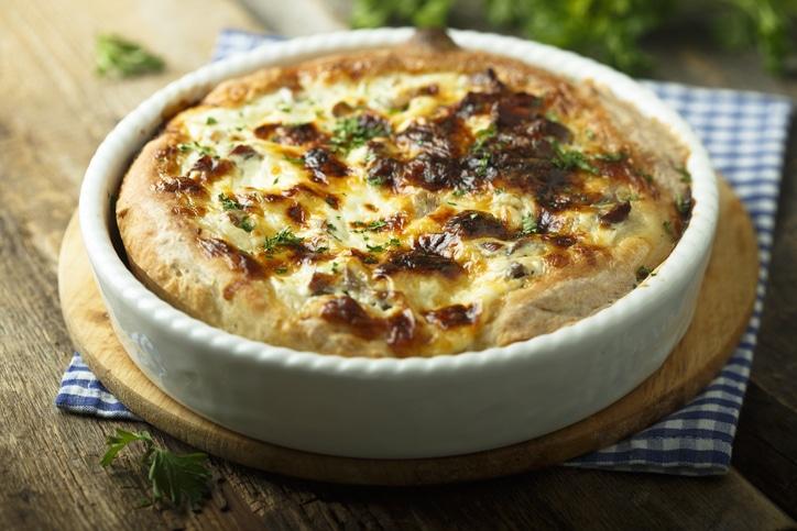 tarte oignons fromage blanc