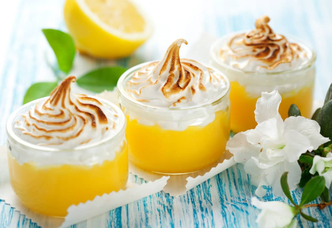 crème citron meringué