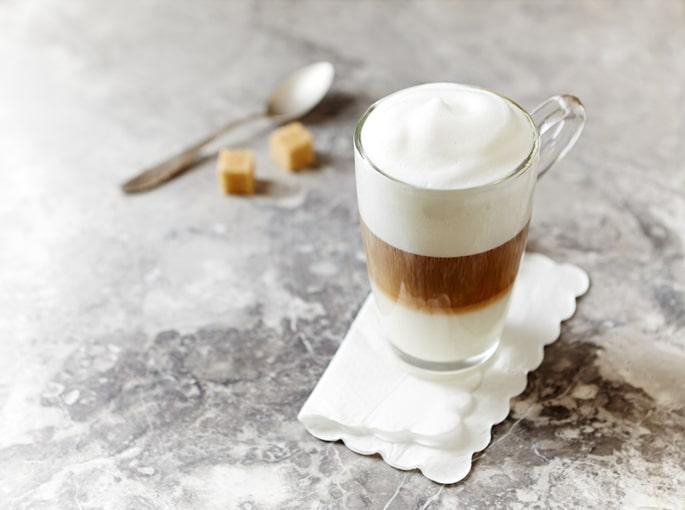 latté macchiato