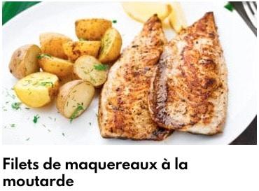 filets maquereaux